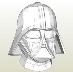 Star Wars - Darth Vader Helmet