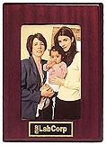 Rosewood Piano Finish Picture Frame  Overland Park Awards - Gifts - Frames