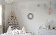 Dressing my dining room for Christmas by Torie Jayne Christmas Themes, Holiday Decor, Decoration, Enchanted, Sweet Home, Dining Room, Entertaining, Dressing, Party