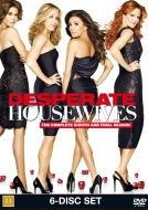 Teri Hatcher, Felicity Huffman, Eva Longoria, Marcia Cross: Desperate Housewives - Season 8 - The Final Season DVD Boxed Set Desperate Housewives, Marcia Cross, Beverly Hills, Superman, Stiefvater, James Denton, Bond, Amazon Dvd, Teri Hatcher