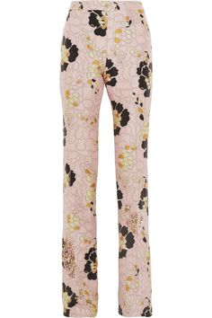 5c7b86735 GIAMBATTISTA VALLI Embellished Jacquard Bootcut Pants. #giambattistavalli  #cloth #pants