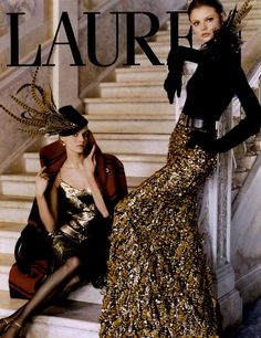 Ralph Lauren Collection Ad Campaign Fall/Winter 2008 Shot #16