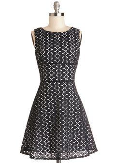 $92.99 My Stars Dress by BB Dakoka #modcloth