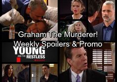 The Young and the Restless Spoilers: Week of January -15-19 - Graham's Murder Mission – Cane and Lily Paris Reunion | Celeb Dirty Laundry