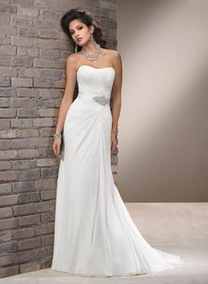 50 best wedding dresses for 2013 – Part 2 – Sparkle and shine!