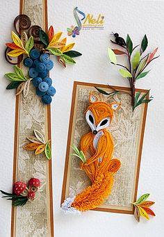 23 Easy Paper Quilling Ideas For Kids Paper Quilling Tutorial, Paper Quilling Patterns, Quilled Paper Art, Quilling Paper Craft, Quilling Designs, Paper Crafts, Neli Quilling, Quilling Work, Quilling Flowers