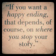 Writing and creating my story.  It isn't over yet. There's a lot more to be lived and written. Keeping faith