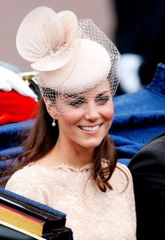 Kate Middleton - Duchess of Cambridge - Kate Middleton's hats - Marie Claire - Marie Claire UK