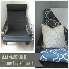 old ikea chair covers metal wood 9 best poang ideas images diy cover