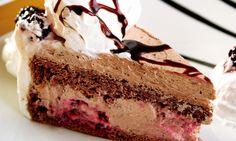 Laka čokoladna torta sa kupinama | Kuhinjica