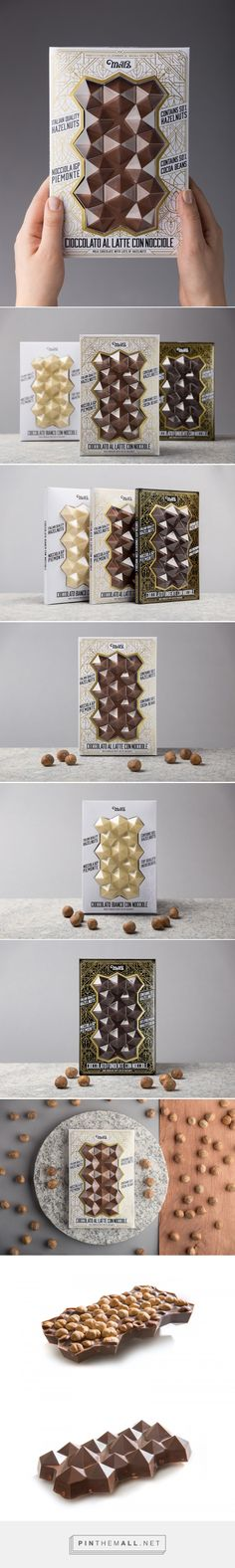Meltz Chocolates by Adrian Chytry for Foxtrot Studio. Source: Packaging of the World. Pin curated by #SFields99 #packaging #design #inspiration #ideas #innovation #structural #interesting #different #creative #product #consumer #chocolate #sweet #snack #box #cardboard #window #pyramid