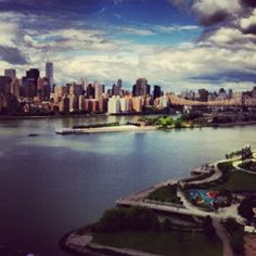 Long Island City view. #NYC  To find out if Long Island City is your perfect NYC neighborhood match check out http://relocality.com