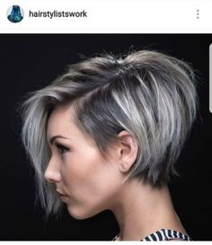 Hottest Graduated Bob Hairstyles Ideas You Should Try Right Now 34