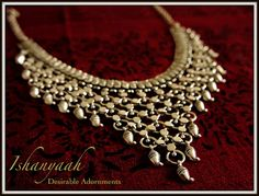 Festive Special(1)- Ornate Oxidised Neckpiece