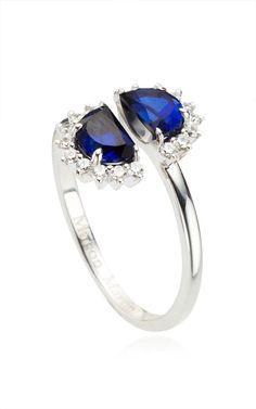 Pompadour Split Ring by Maison Martin Margiela for Preorder on Moda Operandi