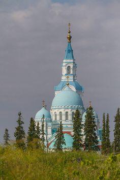 Спасо-Преображенский монастырь. о.Валаам. Ладожское озеро.