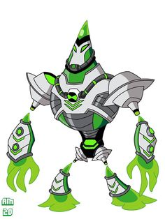36 Ben 10 Omni Kix Armor Aliens Ideas Ben 10 Ben 10 Omniverse 10 Things
