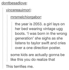 The Future Described By Tumblr (Definitely click the picture, there are so many good ones!)