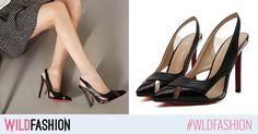 Incaltamintea neagra e cel mai usor de asortat la tinutele elegante. Ce ziceti de aceste sandale pentru urmatorul eveniment? Mai, Shoes, Fashion, Moda, Zapatos, Shoes Outlet, Fashion Styles, Shoe, Footwear