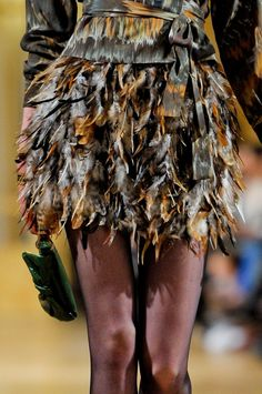 Feather Fashion, Feathers, Lady, Beautiful, Wings, Feather, Fur