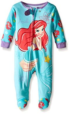 Disney Baby-Girls Newborn Ariel One Piece Sleep, Turquoise, 0-3 Months Disney http://www.amazon.com/dp/B010SI8G36/ref=cm_sw_r_pi_dp_ko1Ewb0PAA4GS