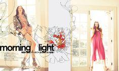 1-coco-nylon-illustrator-moda-japan-editorial-illustration-combination of photography and illustration