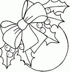 desenhos para pintar de natal - Google Search