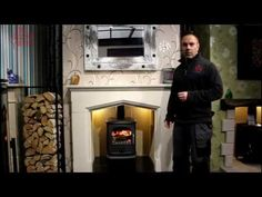 Simon Oliver from our Co. Down showroom gives us a lesson on the Morso Badger 3112 Multi Fuel Stove