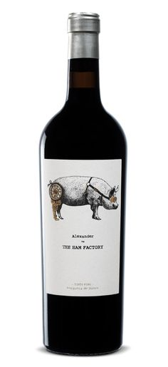 Alexander Vs The Ham Factory (DO Ribera del Duero) #Vino #TintoFino