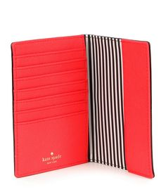 Prickly Pear:kate spade new york Cameron Street Collection Travel Passport Holder