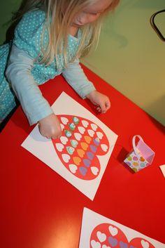 HomeSchooling Garden: Letter H is for Heart