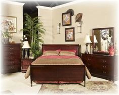 Ashley Alisdair traditional Twin Panel Bedroom in Dark Brown >>> Learn more by visiting the image link. (This is an affiliate link and I receive a commission for the sales) King Bedroom Sets, Bedroom Furniture Sets, Master Bedroom, Ashley Bedroom, Ashley Home, Headboard And Footboard, Signature Design, Free Delivery, Dark Brown