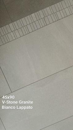 45x90 V-Stone Granite blanco, Is a porcelain tile with a semi polished finish, #tiles #walltiles #floortiles #tileideas #largeformat #porcelain #bathroomdesign #kitchendesign #livingroomdesign #bedroomdesign #tileideas #design #home #homedecor #homedesign #bathroomtiles #kitchentiles