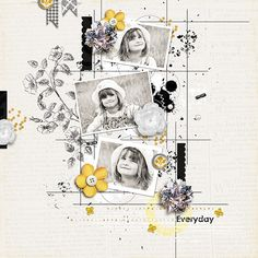Reality and Fantasy :: Jimbo Jambo Designs :: Shop by Designer :: Memory Scraps