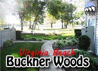 Buckner Woods Homes For Sale - Virginia Beach Residence Virginia Beach, House In The Woods, The Neighbourhood, Sidewalk, Homes, Live, The Neighborhood, Houses, Side Walkway
