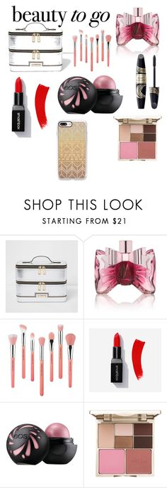 """""""Beauty to go"""" by tehyawimmers ❤ liked on Polyvore featuring beauty, River Island, Viktor & Rolf, Bdellium Tools, Max Factor, Stila and Casetify"""