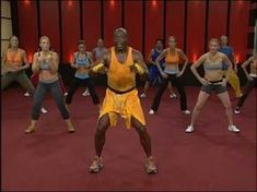 Billy Blanks Celebrity Fit Sculpt - YouTube