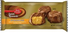 Betty Crocker Sweet Rewards: Buttercream Bites. So good!!!
