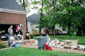 How To Set Up Your Yard Sale Space & Display Your Items For Sale - The Fun Times Guide to Household Tips