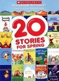 Scholastic Storybook Treasures: The Classic Collection - 20 Stories for Spring [DVD]