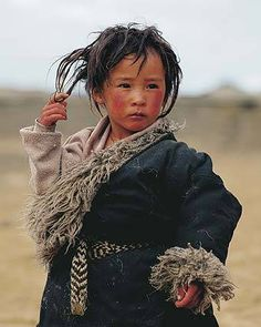 Children of the World...Tibet will never be the same...Michela # Jongen - Tibet