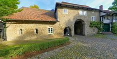 Altes Torhaus von Sueden, Riddagshausen, Braunschweig