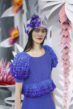 Chanel S/S 2015 Couture. Can't say that I'm thrilled about this collection :(
