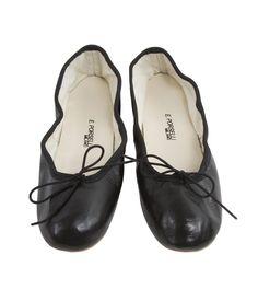 E. Porselli Ballet Flat / AnnMashburn.com