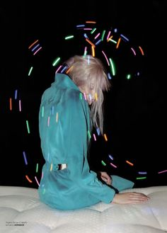 Kinga Rajzak by Viviane Sassen for Pop