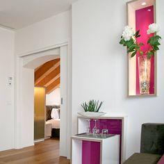 Inside The Panoramic Suite Iolanda In Ca Del Poggio Hotel #EclisseDoors  #PocketDoors #CadelPoggio. Hotel DoorSliding Pocket Doors