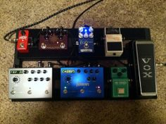 MkIII ... More like 48.. But I haven't done a good job keeping track. #pedalboard pic.twitter.com/pcn6rlvGnM