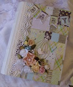 Margyz Paper Games: Altered Book Box