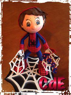 Spiderman Fofucho