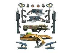 Halo 3 McFarlane Toys Series 7 Exclusive Weapons Pack Halo https://www.amazon.com/dp/B003AFIX1K/ref=cm_sw_r_pi_dp_x_zkK2zbJGFV9HN